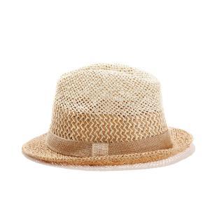 Шляпа из соломы La Redoute Collections. Цвет: песочный