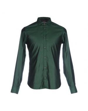 Pубашка MANUEL RITZ. Цвет: зеленый
