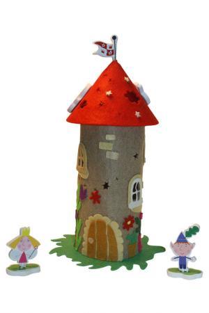 Шьем волшебный замок Холли BEN&HOLLY. Цвет: голубой