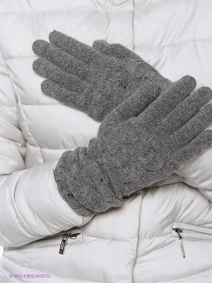 Перчатки FOMAS. Цвет: темно-серый
