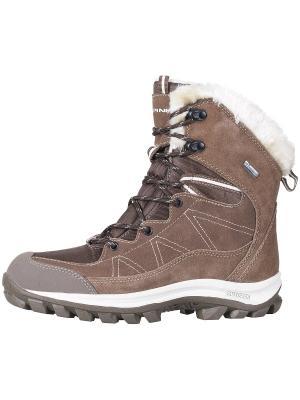 Ботинки Alpine PRO. Цвет: светло-коричневый