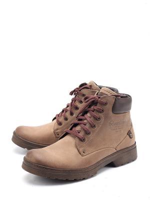 Ботинки Krisbut. Цвет: коричневый