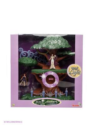 Набор Дом на дереве Simba. Цвет: зеленый