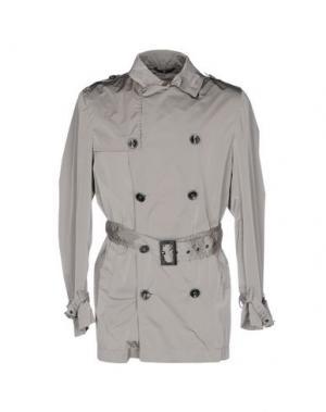 Куртка HEVÒ. Цвет: серый