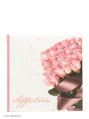 Фотоальбом Romantic flower VELD-CO. Цвет: розовый