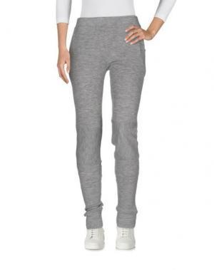 Повседневные брюки BELSTAFF. Цвет: серый