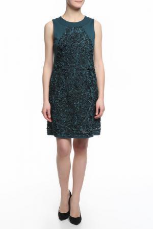 Платье XS MILANO. Цвет: зеленый