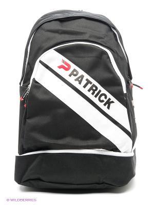 Рюкзак Backpack Patrick. Цвет: черный