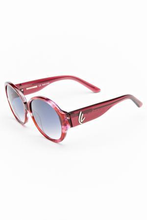 Очки солнцезащитные Lucia Valdi. Цвет: розовый