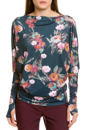 Блуза LeVall. Цвет: дизайн