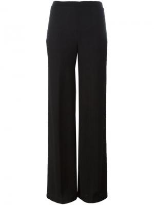 Прямые брюки Missoni. Цвет: чёрный