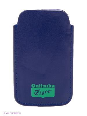 Чехол IPHONE CASE ONITSUKA TIGER. Цвет: темно-синий
