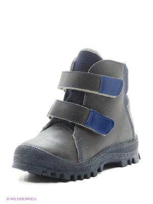 Ботинки Римал. Цвет: черный