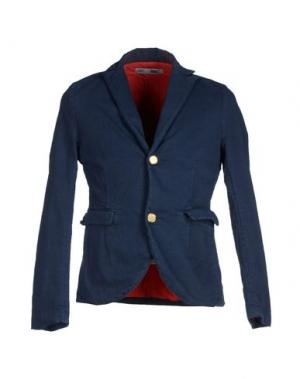 Пиджак BULK. Цвет: темно-синий