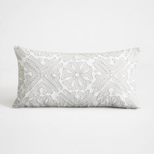 Наволочка на подушку-валик, Anzilu AM.PM.. Цвет: светло-серый