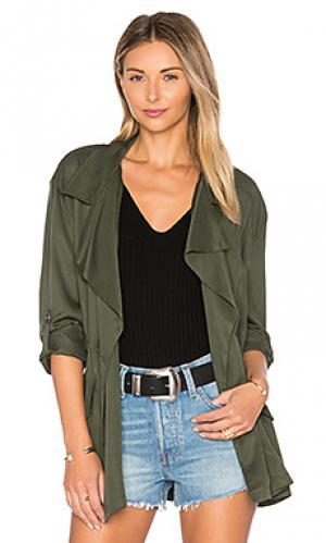 Куртка belinda cupcakes and cashmere. Цвет: военный стиль
