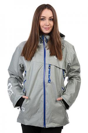 Куртка женская  Bioceramic Profile 2 Jacket Grey Picture Organic. Цвет: серый