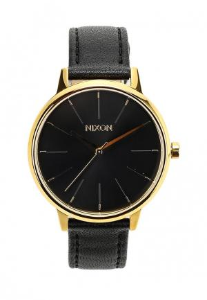 Часы Nixon. Цвет: черный