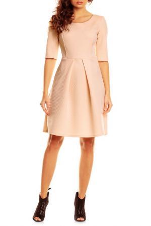 Платье Karen. Цвет: розовый