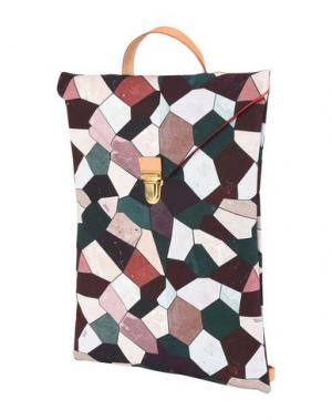 Рюкзаки и сумки на пояс MAISON BALUCHON. Цвет: фиолетовый