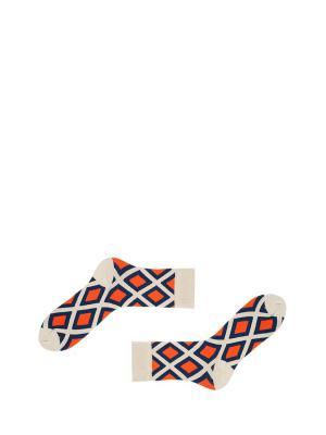 Носки Sammy Icon. Цвет: черный, синий, оранжевый