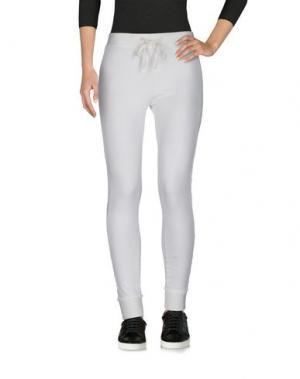 Повседневные брюки BACI RUBATI. Цвет: белый
