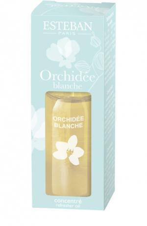 Концентрированный аромат Белая орхидея Esteban. Цвет: бесцветный