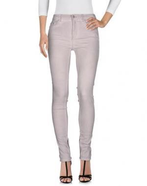 Джинсовые брюки BLK DNM. Цвет: светло-серый