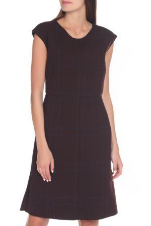 Платье Marni. Цвет: коричневый