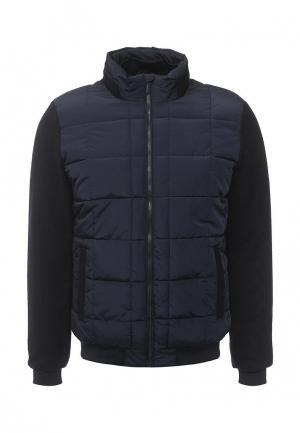 Куртка утепленная Medicine. Цвет: синий