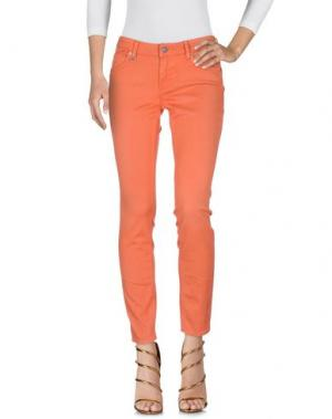 Джинсовые брюки NEUW. Цвет: оранжевый