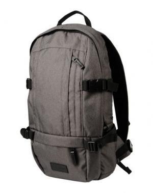 Рюкзаки и сумки на пояс EASTPAK. Цвет: стальной серый