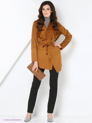 Жакет Oltre. Цвет: коричневый, бронзовый, светло-коричневый