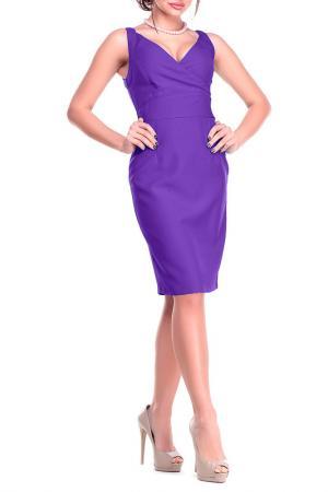 Платье-сарафан Dioni. Цвет: мультицвет