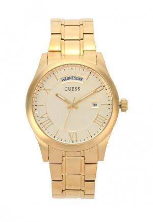 Часы Guess. Цвет: золотой