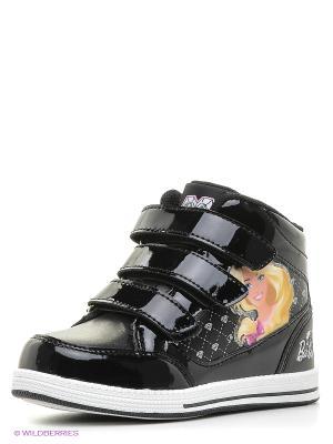 Спортивные ботинки Kakadu. Цвет: черный