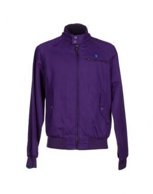 Куртка JAGGY. Цвет: фиолетовый
