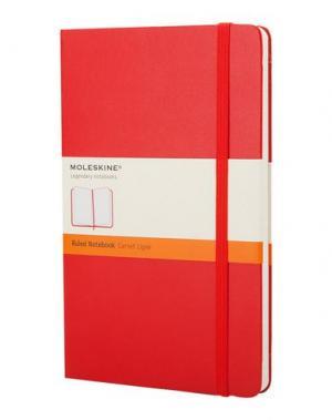 Записная книжка MOLESKINE. Цвет: красный