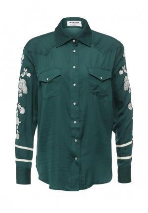 Блуза One Teaspoon. Цвет: зеленый