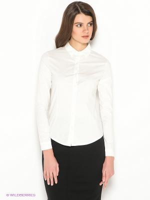 Рубашка Ada Gatti. Цвет: молочный