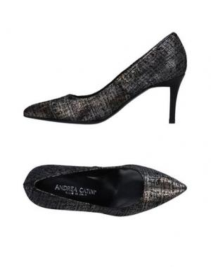 Туфли ANDREA CATINI. Цвет: бронзовый