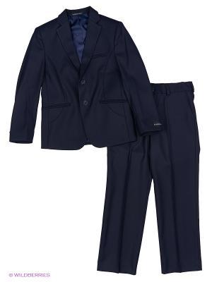 Детский костюм Barkland. Цвет: темно-синий