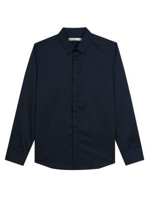Рубашки Vitacci. Цвет: темно-синий