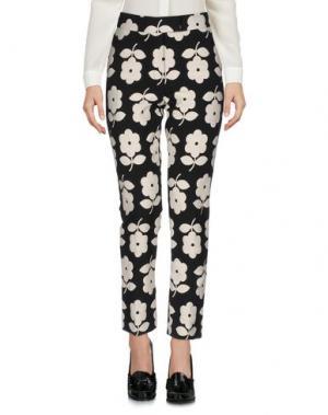 Повседневные брюки ORLA KIELY. Цвет: черный