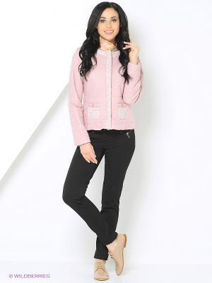 Куртка Mansion. Цвет: розовый