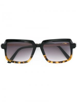 Солнцезащитные очки 6009-3 Cazal. Цвет: чёрный
