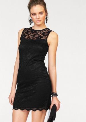 Платье Otto. Цвет: черный