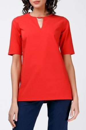 Блуза Adelin Fostayn. Цвет: красный