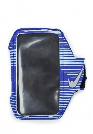 Чехол для IPhone Nike. Цвет: синий