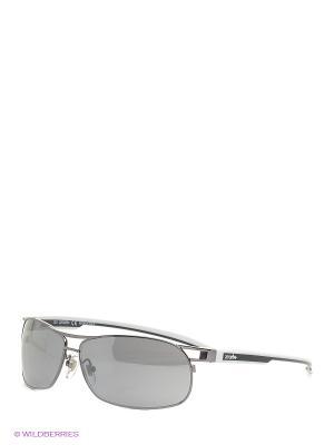 Солнцезащитные очки RH 756 02 Zerorh. Цвет: белый, черный